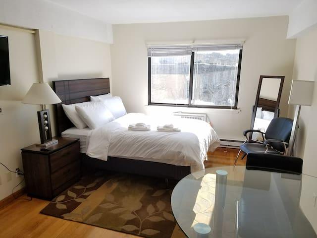 Comfortable Studio in Packard's Corner - Boston - Appartement