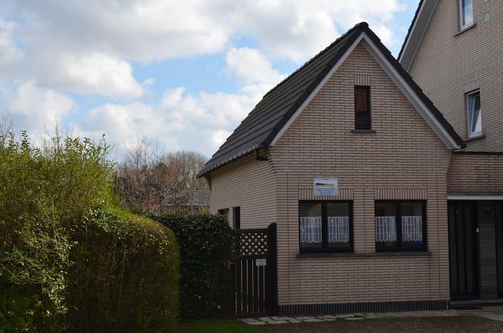 Ferienhaus am Strand - Cadzand - House
