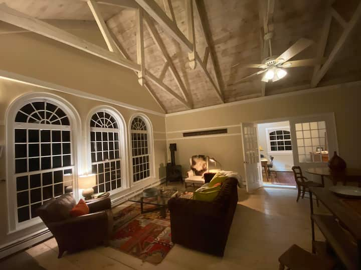 Converted Pony Barn in Historic Litchfield County
