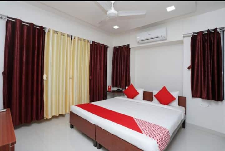 Cozy rooms in Baner for family and  corporate