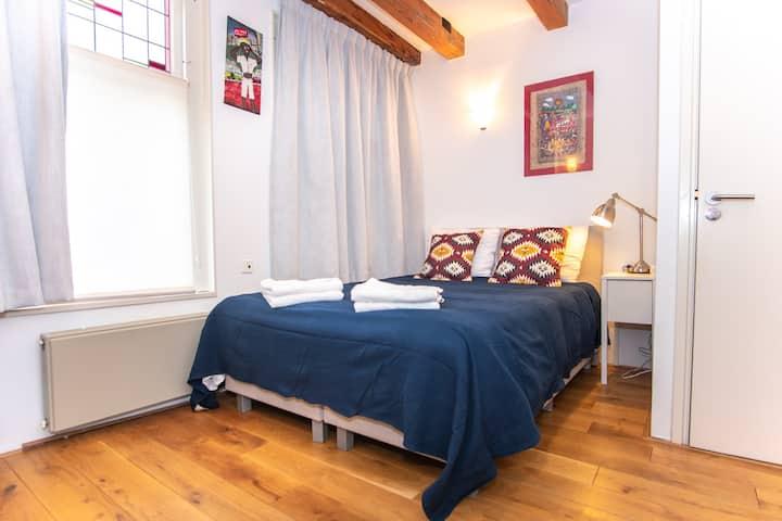 Cozy room Mercedesbnb Amsterdam center