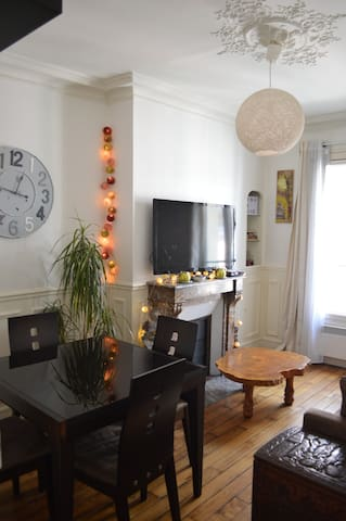 Lovely flat - Montmartre - Paris