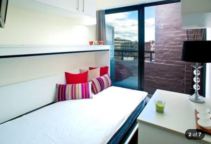 Studio overnight stay be quick - Camperdown - Apartment