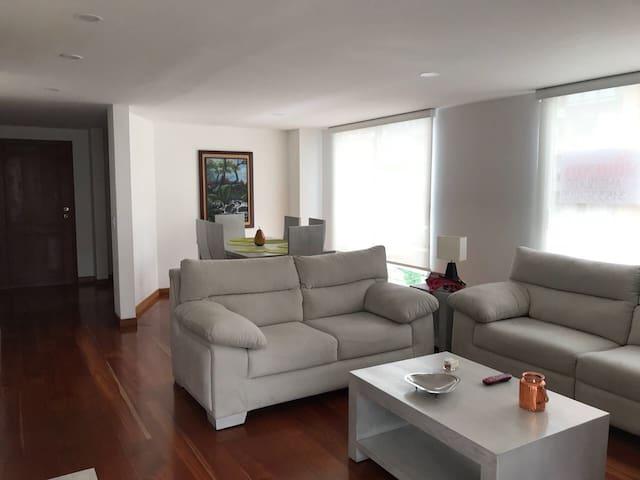 Apartamento Exclusivo Chicó