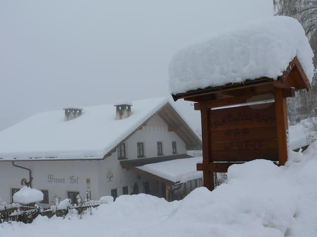Wohnung Tschafon mit Süd-Terrasse - Völs am Schlern