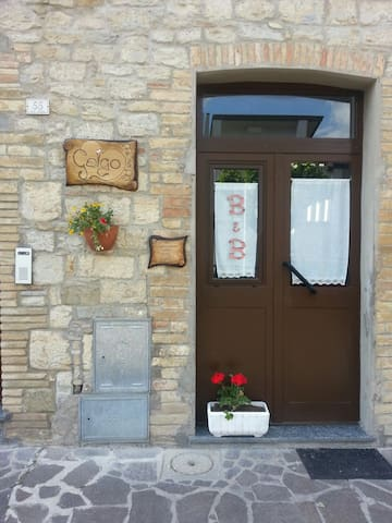 B&B GAIGO - Pietralunga - Bed & Breakfast