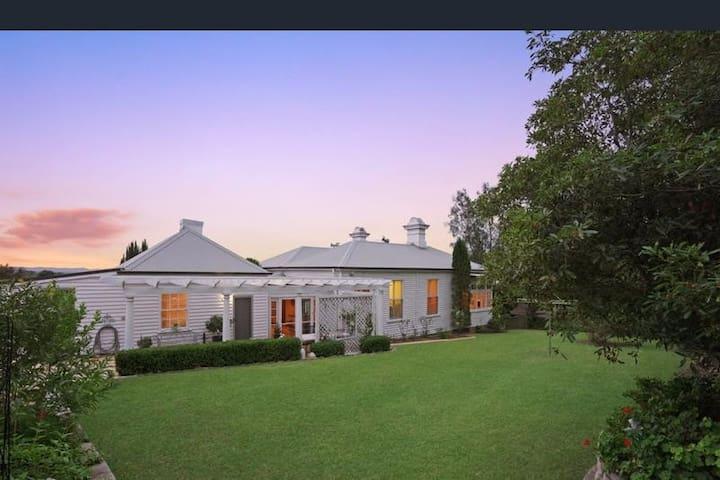 Historic Glenellyn House - Servants Quarters