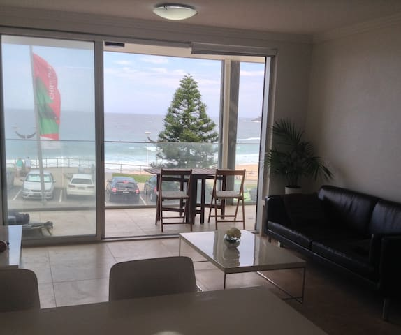 2 bedrooms apartment, beach view, surf, sport.. - Maroubra - Flat