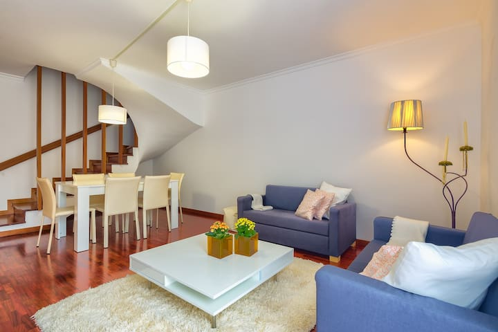 Golden Place Apartment - Funchal - Apartment