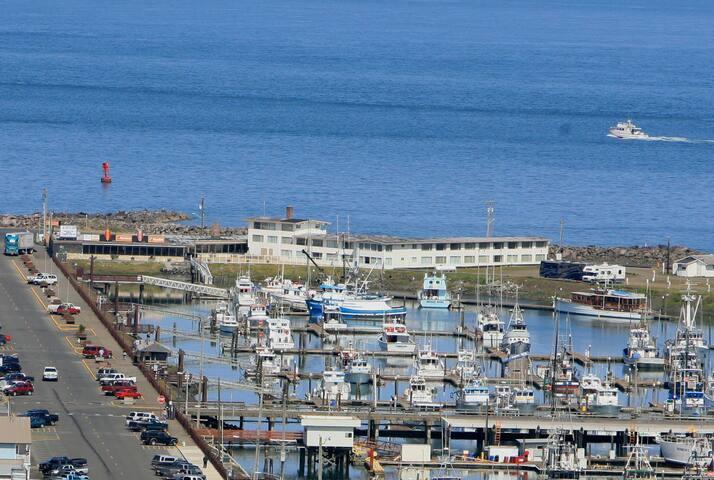 Waterfront in Westport