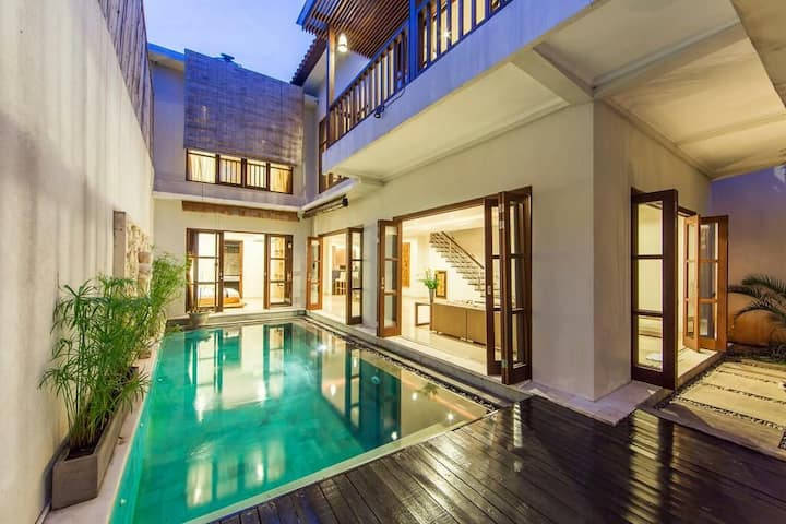 3 BR Sweet Private Pool Villa - Composed & Quite.
