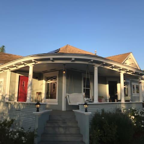The Davies House.