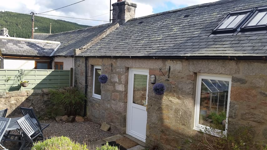 Fairdene cottage - Ballater - Talo
