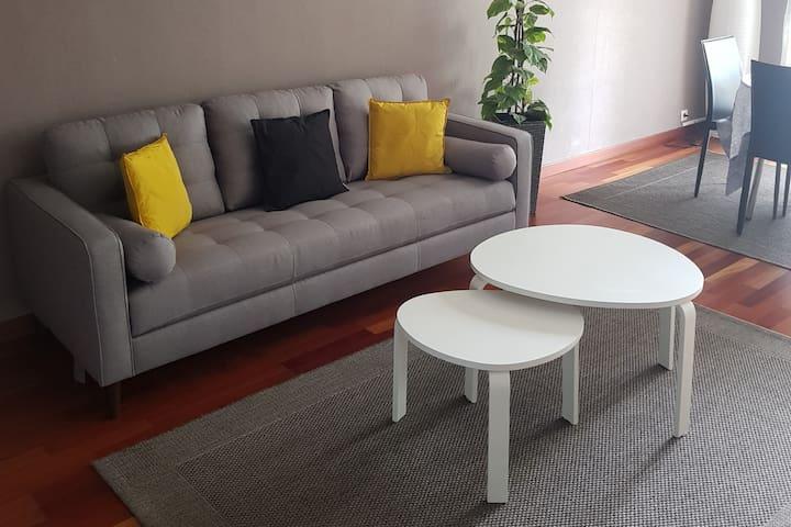 Appartement 60m2 dans résidence