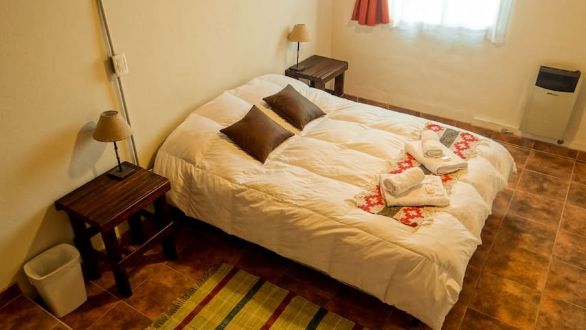 Double Room, Private Bathroom. - El Calafate - B&B/民宿/ペンション