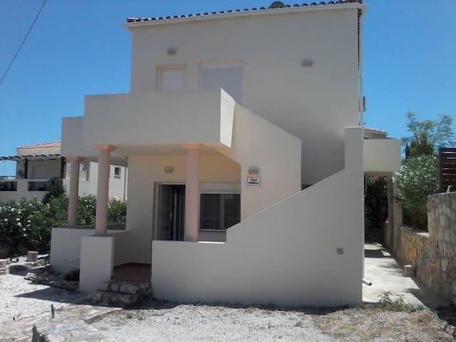 Villa Pezoula Plaka