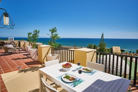 ☀️ Honeymoon Penthouse: Sun-lovers Paradise