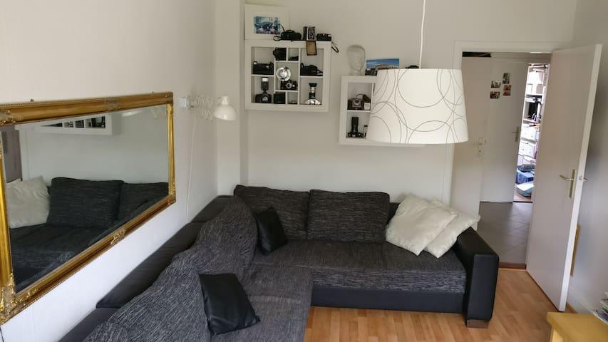 Wohnung in Werdersee-Nähe _ Flat at Werdersea - Bremen - Leilighet