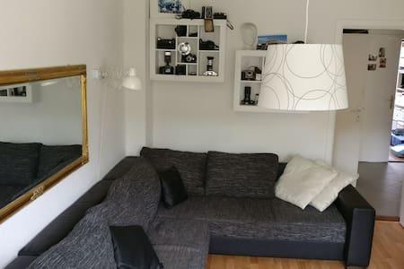 Wohnung in Werdersee-Nähe _ Flat at Werdersea - 不来梅 - 公寓