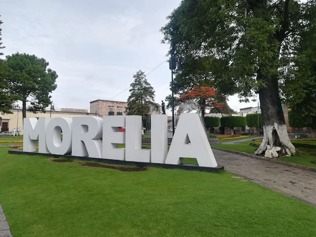 ¡Ven a disfrutar de Morelia!