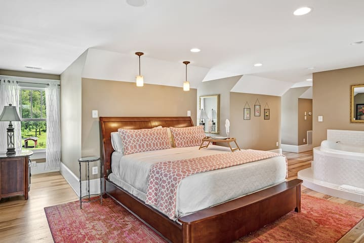 Longfellow Loft Luxury Suite - Reva - Bed & Breakfast