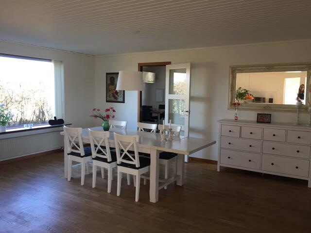 stor villa i Farum tæt på København - Farum - Casa