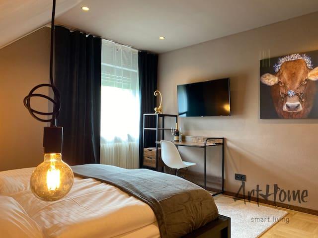 ArtHome Design 2 Room Apartement close Metzingen