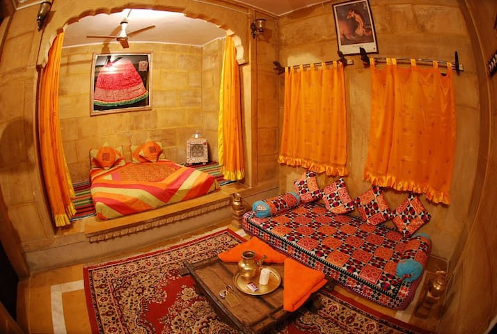 """Panihaari Room"" in Jaisalmer Fort! - Jaisalmer - Pension"