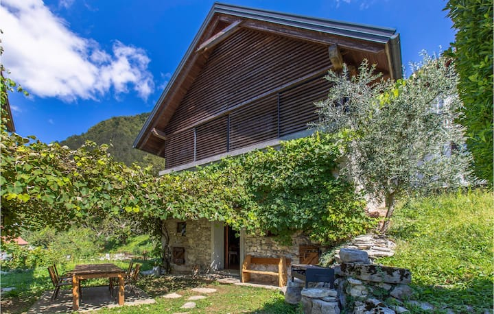 Holiday cottage with 1 bedroom on 80m² in Tolmin