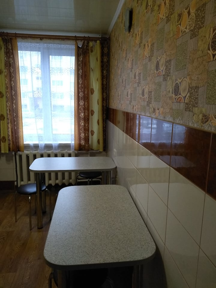 Квартира в городе  Ивье.