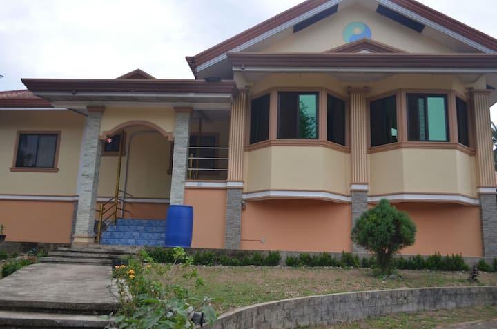 Casa rural tropical