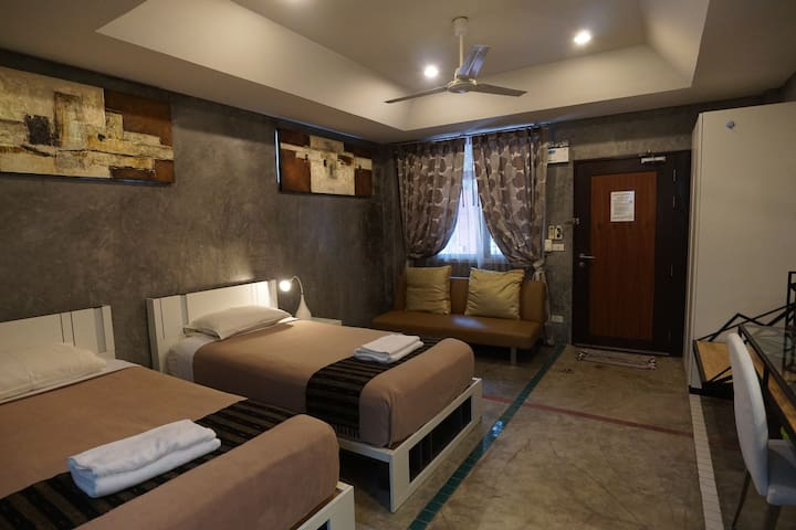 Superior Boutique Hotel Room, Chalong Bay 2 single