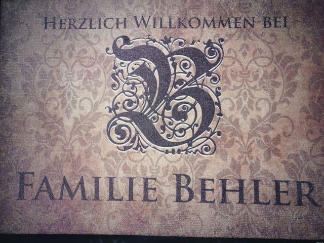 Ferienwohnung Familie Behler