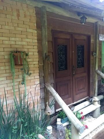 Casa de campo - Nova Rússia