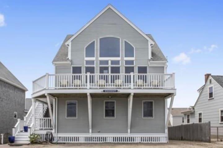 Humarock Memory Maker Beach House-Making memories