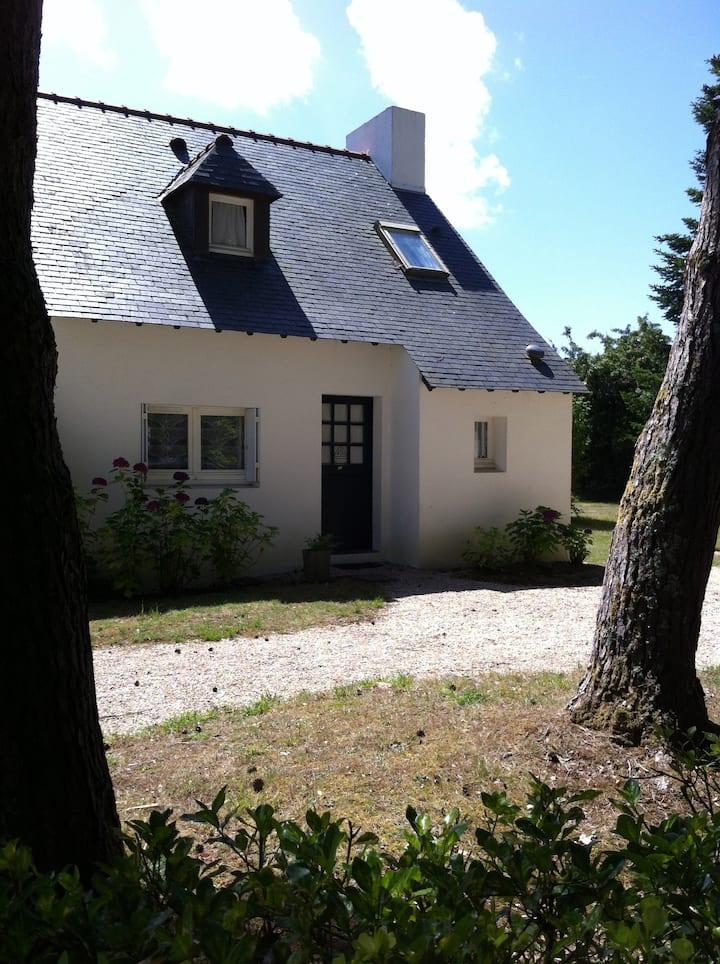 Maison près des Plages, au Golf de St Laurent