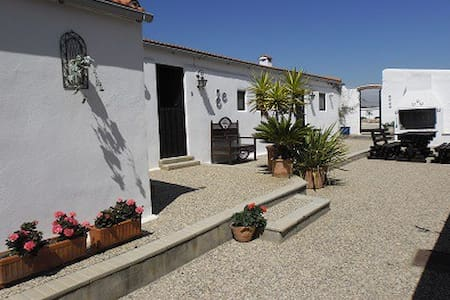 Apartments in rural Andalucian countryside setting