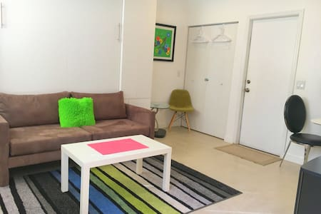 Studio in Las Olas near Fort Lauderdale Beach - Fort Lauderdale - Pis