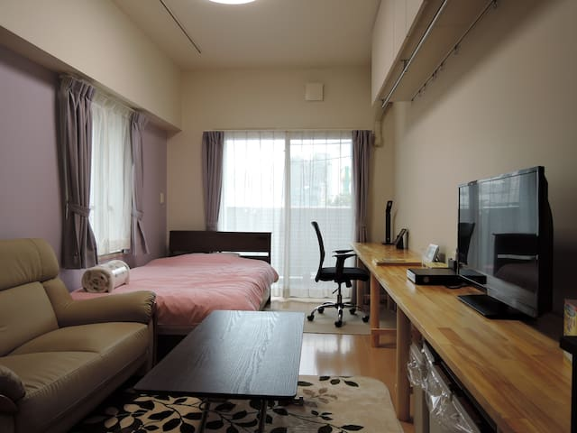 SOHO Yokosuka-chuo/Free wifi/6 min to the station