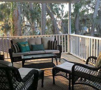 Historic Port Royal Guest Suites - Port Royal - Bed & Breakfast