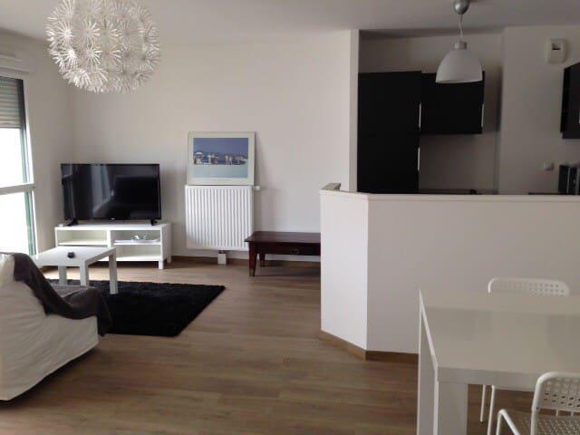 Bel appartement 3 p à Saint Brévin - Saint-Brevin-les-Pins - Apartamento
