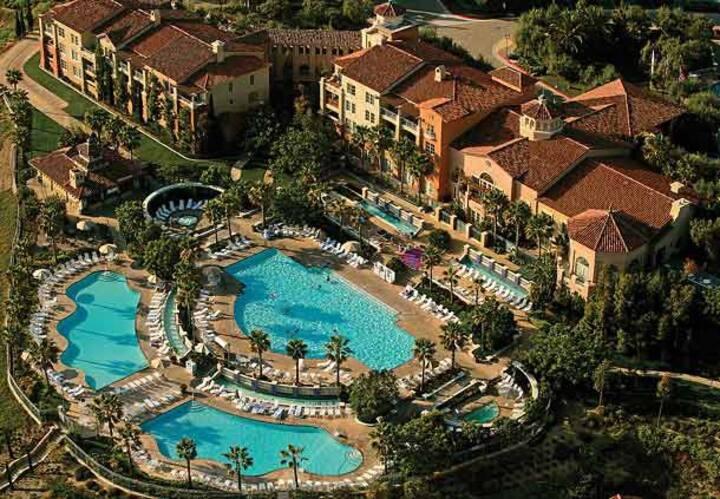 Marriott Villas Saturday June 5 to Sat. 12th only
