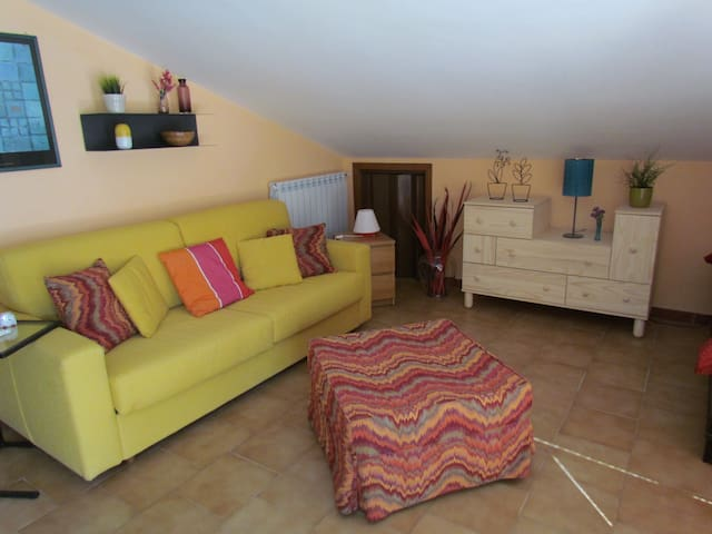 Cozy Attic in the heart of Gargano - San Giovanni Rotondo