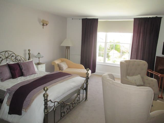 The Garden Room, ensuite - Broadclyst - Penzion (B&B)