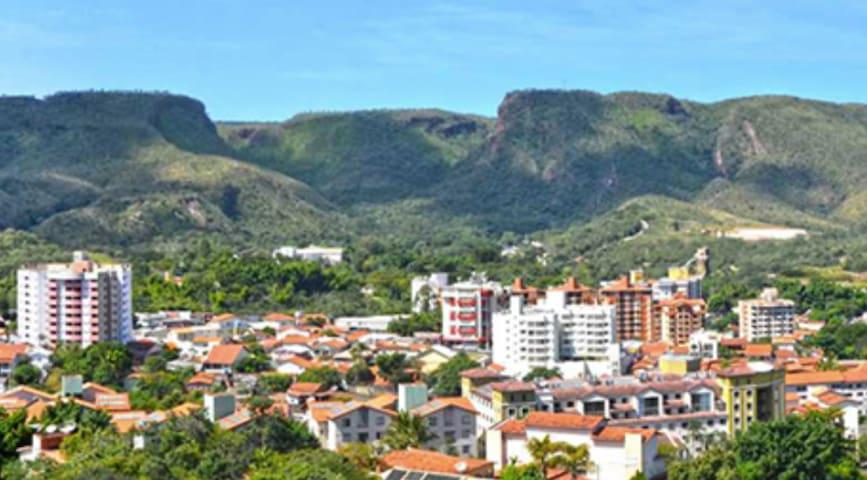 Apartamento aconchegante Rio Quente - Rio Quente - Pis
