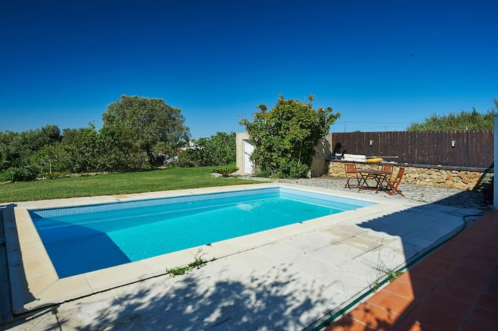 Amazing Country Villa with swimming pool - Ericeira - House