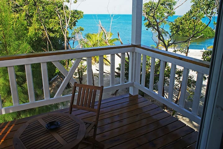 Hummingbird, peaceful and private! - Caye Caulker