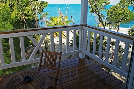 Hummingbird, peaceful and private! - Caye Caulker - Dům