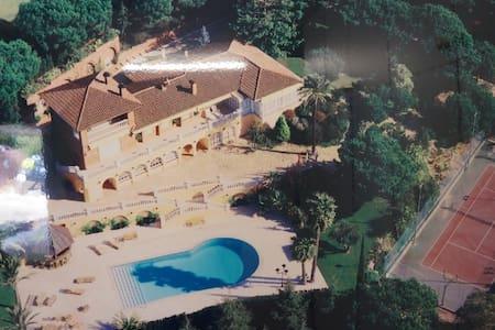 ASTONISHING MEDITERRANEAN VILLA - Sant Vicenç de Montalt - Villa