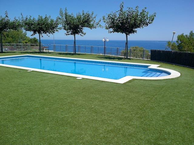 Appartement neuf dans résidence avec piscine - Llançà - Apartment